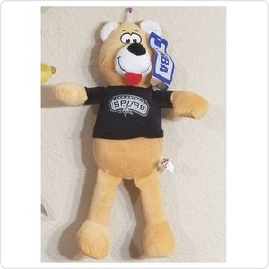 San Antonio Spurs NBA Bear